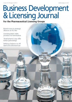 PLG Journal: Issue 18 – August 2012