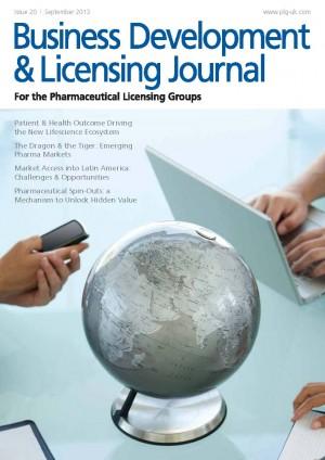 PLG Journal: Issue 20 – September 2013