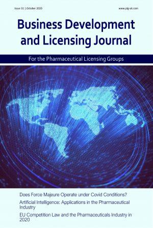 PLG Business Development & Licensing Journal