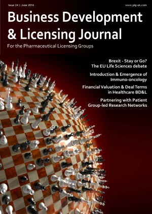 PLG Journal: Issue 24 – May 2016