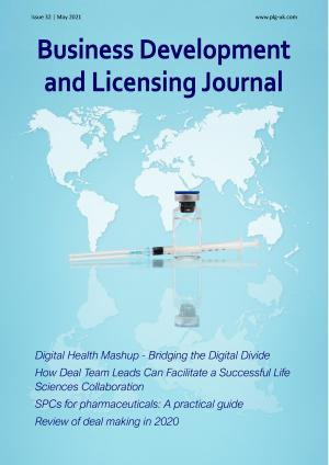 PLG Business Development & Licensing Journal – Issue 32